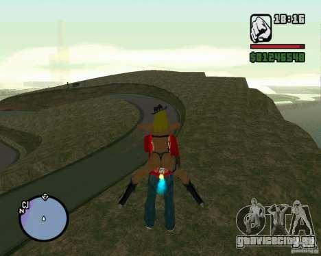 Ebisu Touge для GTA San Andreas второй скриншот