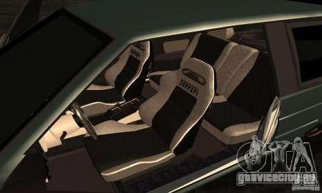 ВАЗ 2113 Ferrari для GTA San Andreas вид сзади