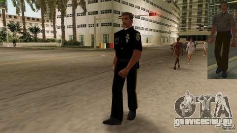 Новая одежда копов версия 2 для GTA Vice City