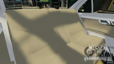 Mercedes-Benz C350 Avantgarde v2.0 для GTA 4