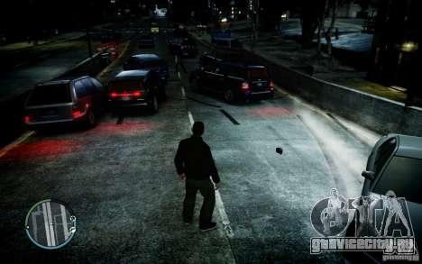 Winter Handling для GTA 4 второй скриншот