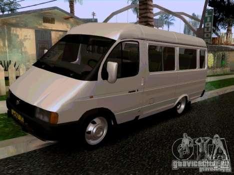 ГАЗель 32213 1994 для GTA San Andreas