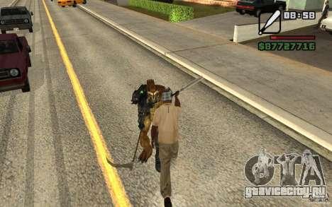 Охота на Сиджея V.2.0 для GTA San Andreas