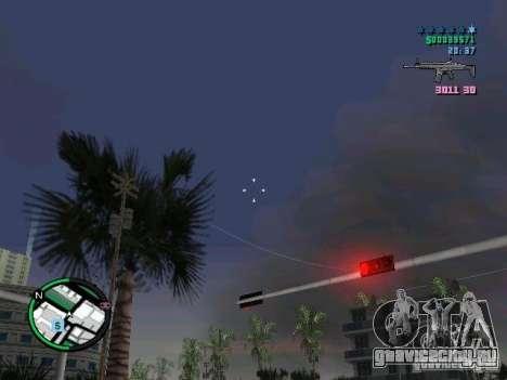 HUD из GTA IV 2.2 RC1 для GTA Vice City второй скриншот