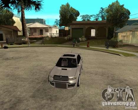 Skoda Superb Light Tuning для GTA San Andreas