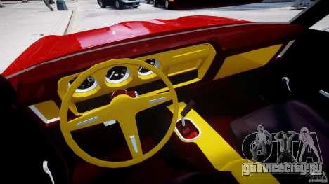 Pontiac GTO 1965 v1.1 для GTA 4 вид справа