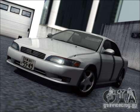 Toyota Mark II GX90 v.1.1 для GTA San Andreas