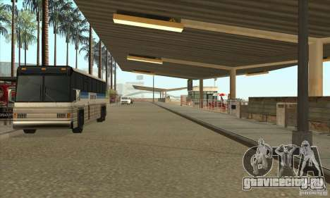 BUSmod для GTA San Andreas девятый скриншот