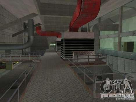 Открытая Зона 69 для GTA San Andreas восьмой скриншот