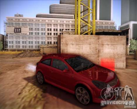 Opel Astra Saturn для GTA San Andreas