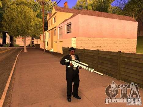 TeK Weapon Pack для GTA San Andreas четвёртый скриншот