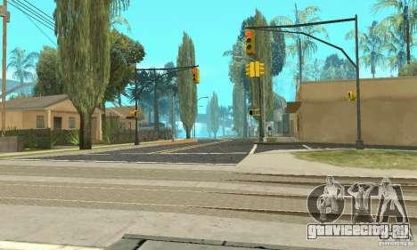 Грув стрит для GTA San Andreas пятый скриншот
