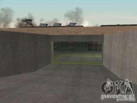 Открытая Зона 69 для GTA San Andreas