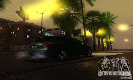 iPrend ENBSeries v1.1 BETA для GTA San Andreas восьмой скриншот