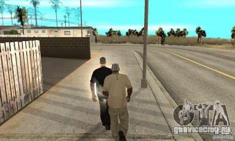 SuperClon (КЛОНИРОВАНИЕ ЛЮДЕЙ В SAN ANDREAS) для GTA San Andreas пятый скриншот