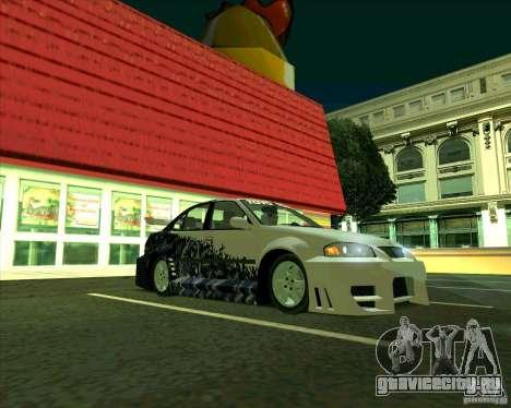 Nissan Sentra для GTA San Andreas