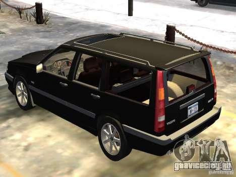 Volvo 850 R 1996 Rims 1 для GTA 4 вид справа