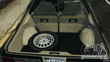Ford Mustang GT 1993 v1.1 для GTA 4