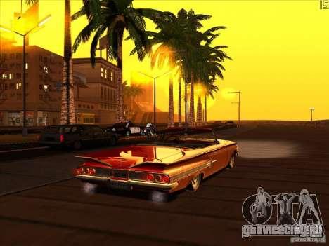 ENBSeries v1.6 для GTA San Andreas второй скриншот