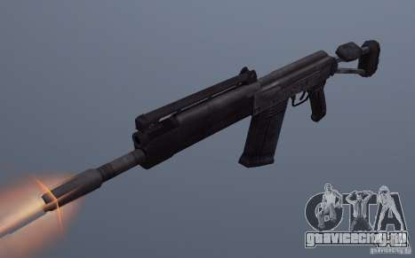 Izhmash Saiga-12K для GTA San Andreas