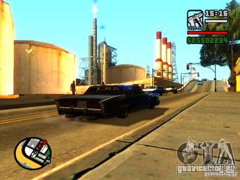 Enbseries для GTA San Andreas второй скриншот