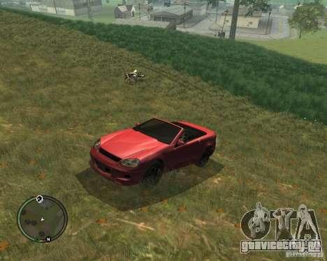 Feltzer из GTA 4 для GTA San Andreas вид справа