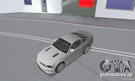 Saleen S281 Pack 2 для GTA San Andreas вид слева