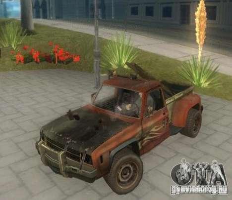 Roamer from FlatOut2 для GTA San Andreas