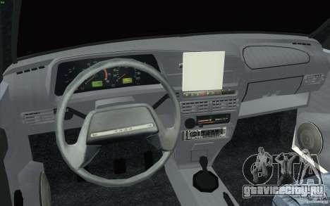 ВАЗ-2114 для GTA San Andreas вид справа