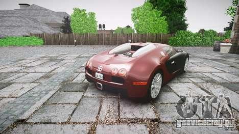 Bugatti Veyron 16.4 v3.0 2005 [EPM] Machiavelli для GTA 4 вид сбоку