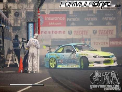 Загрузочные экраны Formula Drift для GTA San Andreas пятый скриншот