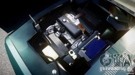 Dacia 1310 Sport v1.3 для GTA 4 вид сверху