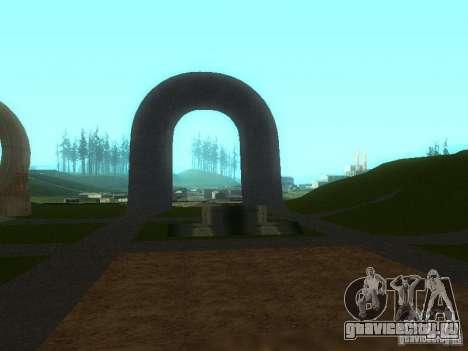 Парк для екстрималов для GTA San Andreas шестой скриншот