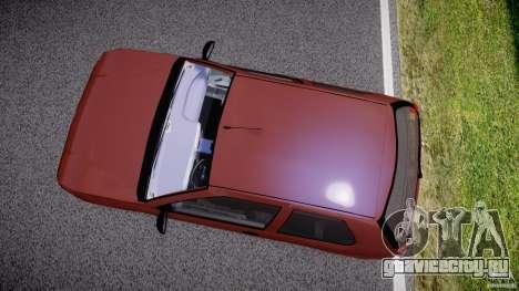 Fiat Palio 1.6 для GTA 4 вид изнутри