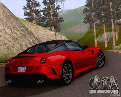 ENBSeries by ibilnaz v 3.0 для GTA San Andreas четвёртый скриншот