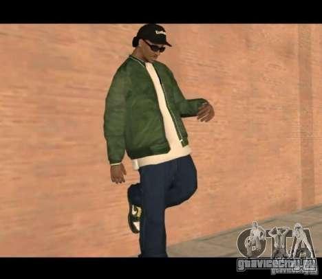 Family Skins Pack для GTA San Andreas третий скриншот