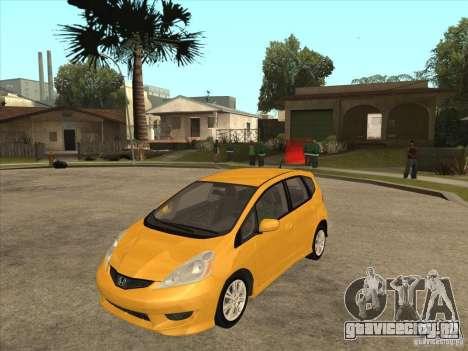 Honda Jazz (Fit) для GTA San Andreas