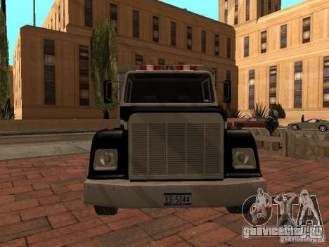 Машина Спецназа HD для GTA San Andreas вид сзади