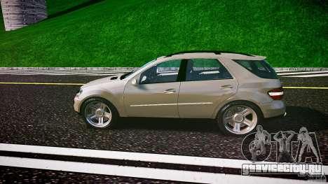Mercedes-Benz ML 500 v1.0 для GTA 4 вид слева