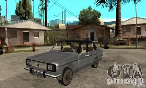 Anadol A1 SL 1975 для GTA San Andreas