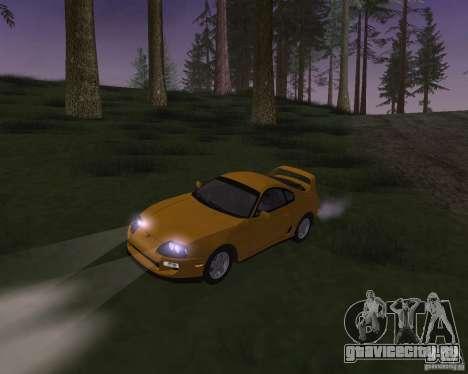 Toyota Supra 3.0 24V для GTA San Andreas