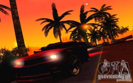 Chevrolet Camaro Tuning для GTA San Andreas вид сбоку