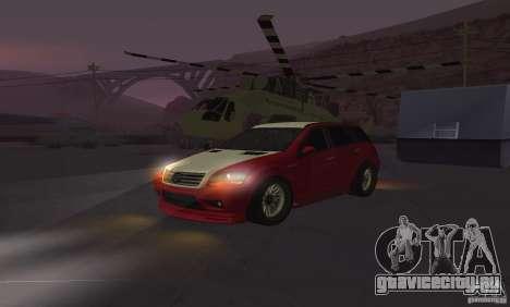 Serrano из GTA EFLC для GTA San Andreas