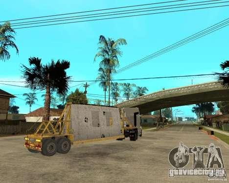 Патч прицепов v_1 для GTA San Andreas вид сзади