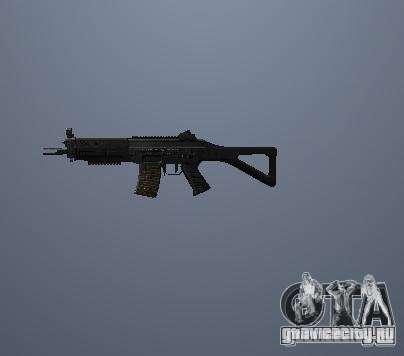 Пак высоко полигонального оружия для GTA San Andreas второй скриншот