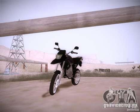 Honda XRE 300 для GTA San Andreas