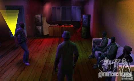 GTA SA Enterable Buildings Mod для GTA San Andreas одинадцатый скриншот