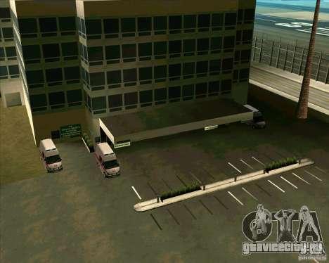 Припаркованный транспорт v2.0 для GTA San Andreas седьмой скриншот