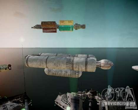 Звездные врата - Атлантида для GTA 4 шестой скриншот