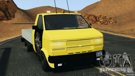Chevrolet Yankee v1.0 [Beta] для GTA 4